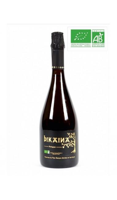 BIKAINA - Cidre biologique 75cl